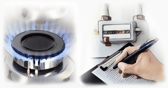 Gas safe certificate picture